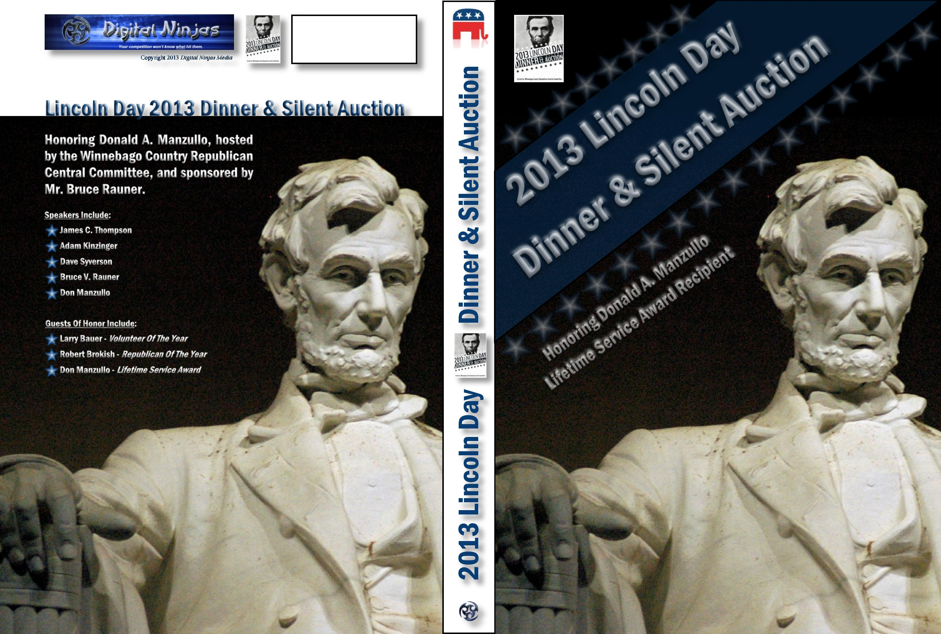 Lincoln Day DVD Cover